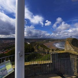 Scarborough Castle Keep